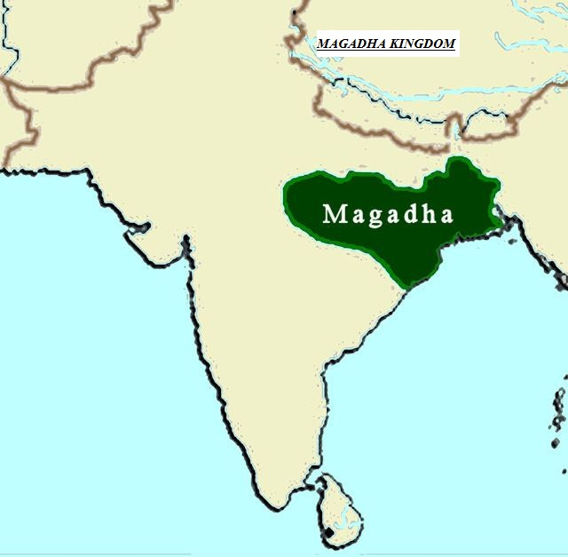 magadha-kingdom
